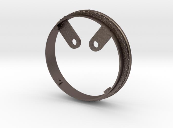 Smokebox Back Ring 3d printed