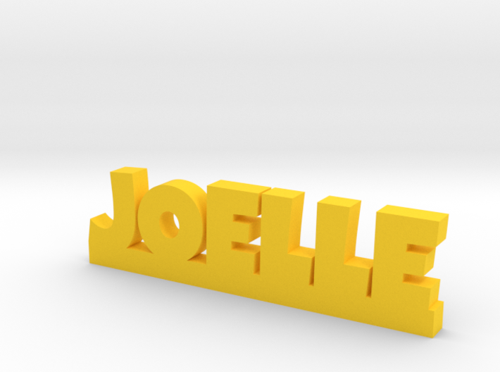 JOELLE Lucky 3d printed