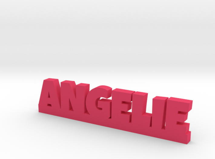 ANGELIE Lucky 3d printed