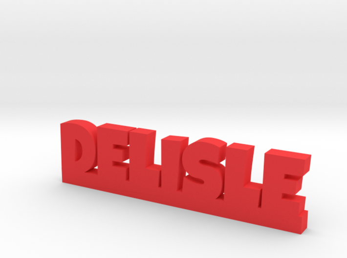 DELISLE Lucky 3d printed