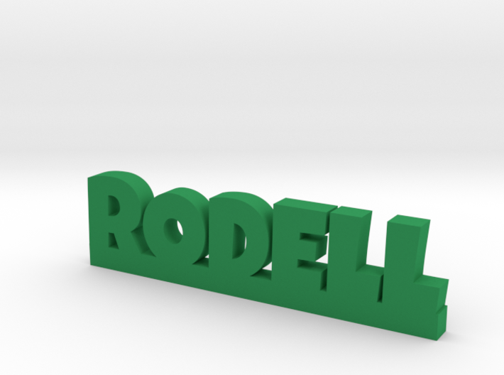 RODELL Lucky 3d printed