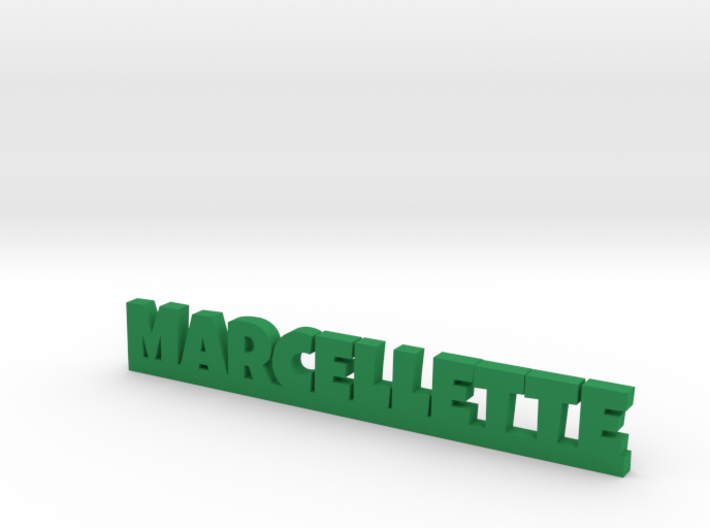 MARCELLETTE Lucky 3d printed