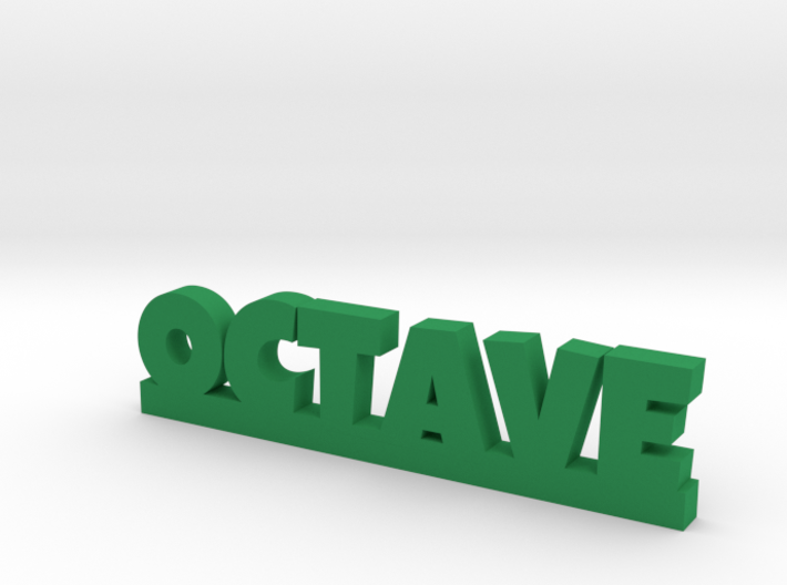 OCTAVE Lucky 3d printed