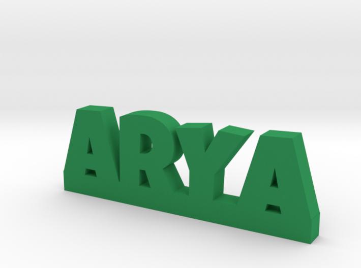 ARYA Lucky 3d printed