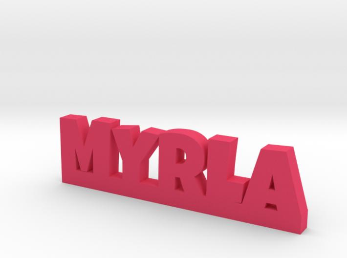 MYRLA Lucky 3d printed