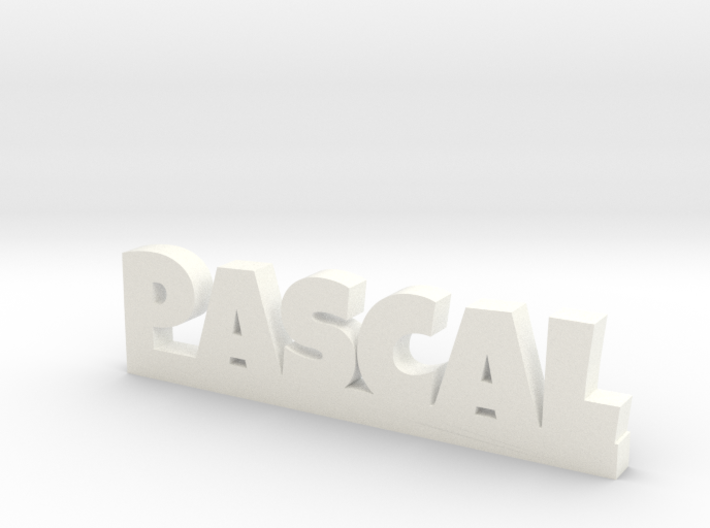 PASCAL Lucky 3d printed