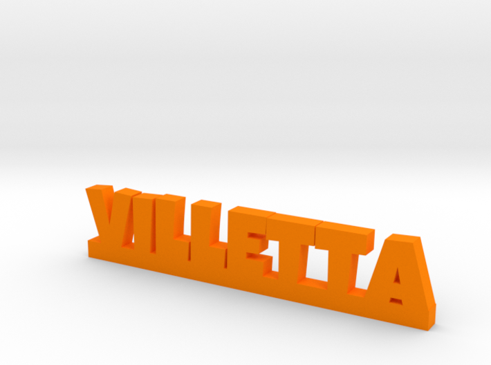 VILLETTA Lucky 3d printed