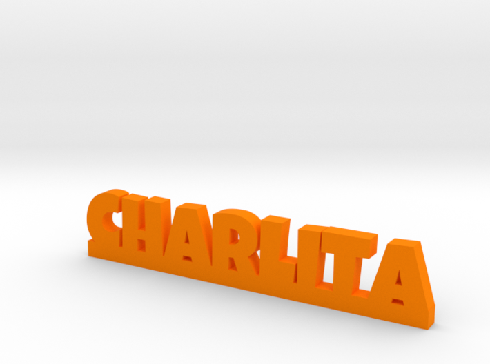CHARLITA Lucky 3d printed