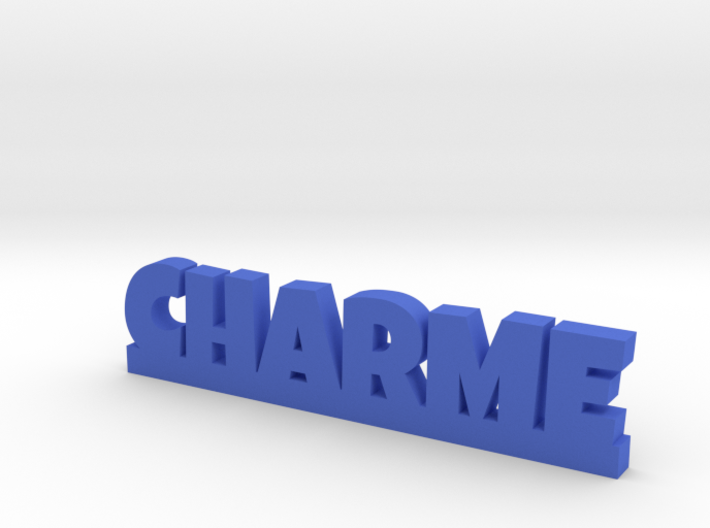 CHARME Lucky 3d printed