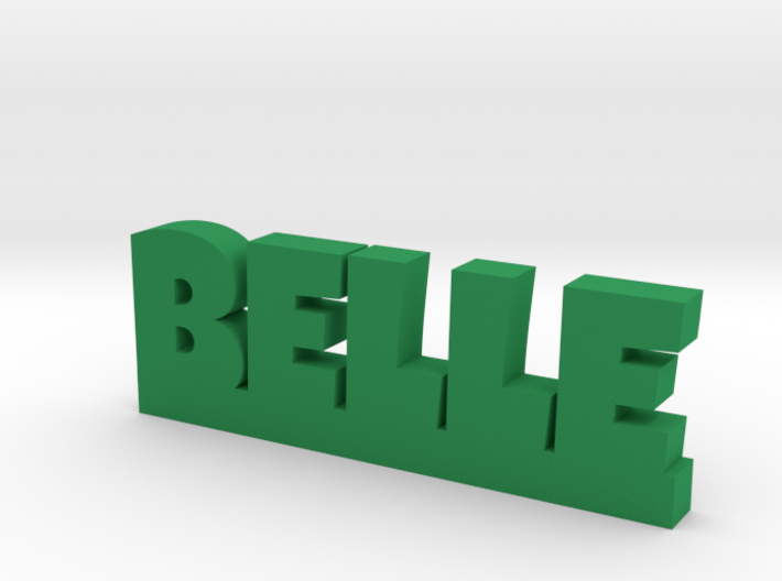 BELLE Lucky 3d printed