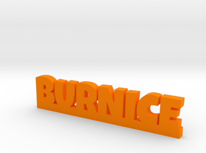 BURNICE Lucky 3d printed
