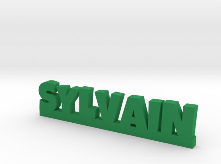 SYLVAIN Lucky 3d printed