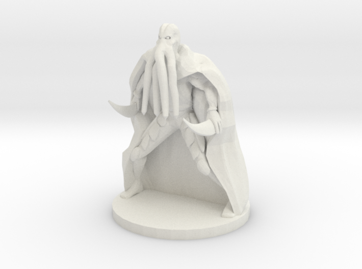 Mindflayer Infiltrator 3d printed