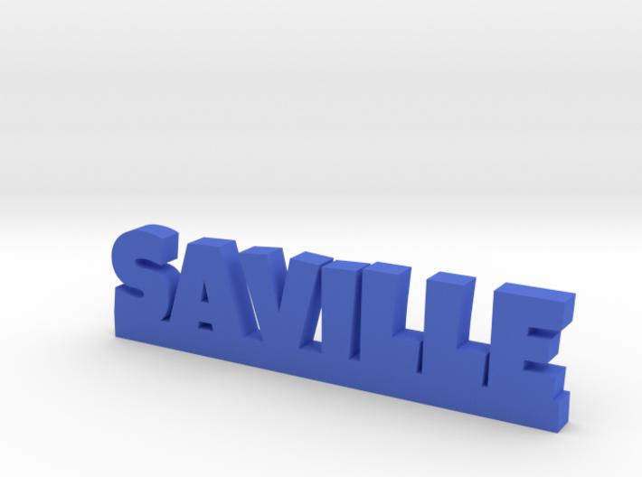 SAVILLE Lucky 3d printed