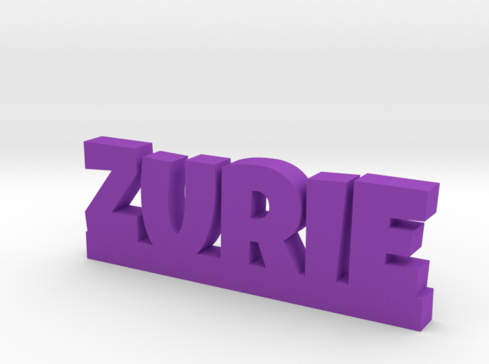 ZURIE Lucky 3d printed