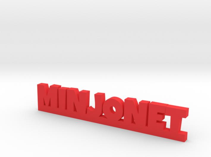 MINJONET Lucky 3d printed