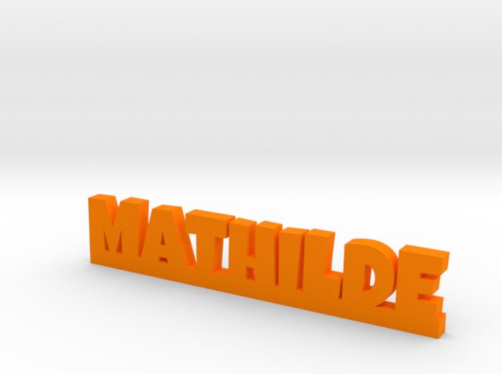 MATHILDE Lucky 3d printed