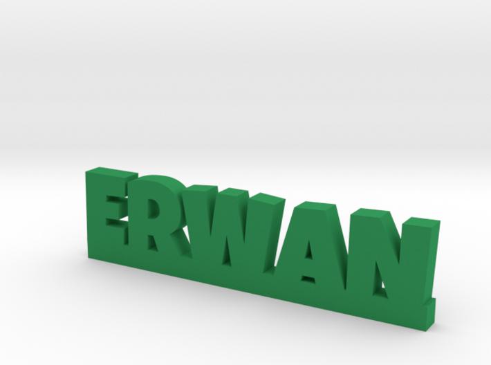 ERWAN Lucky 3d printed