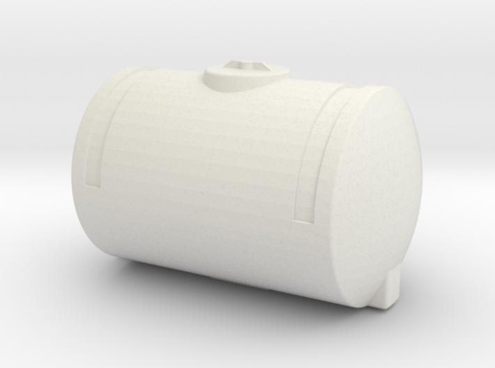 1/64 Scale 110 Gallon Tank 3d printed