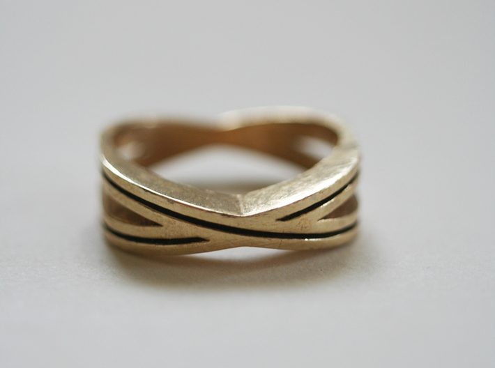 Ring No. 4.X 3d printed