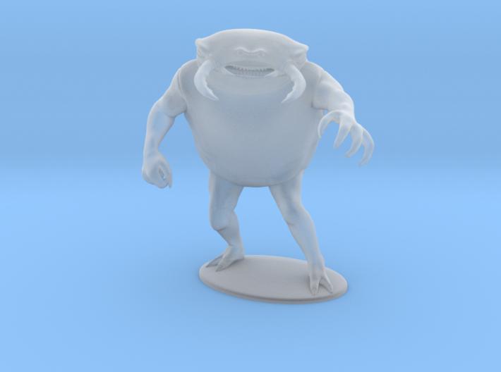 Umber Hulk Miniature 3d printed