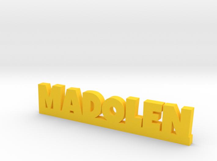 MADOLEN Lucky 3d printed