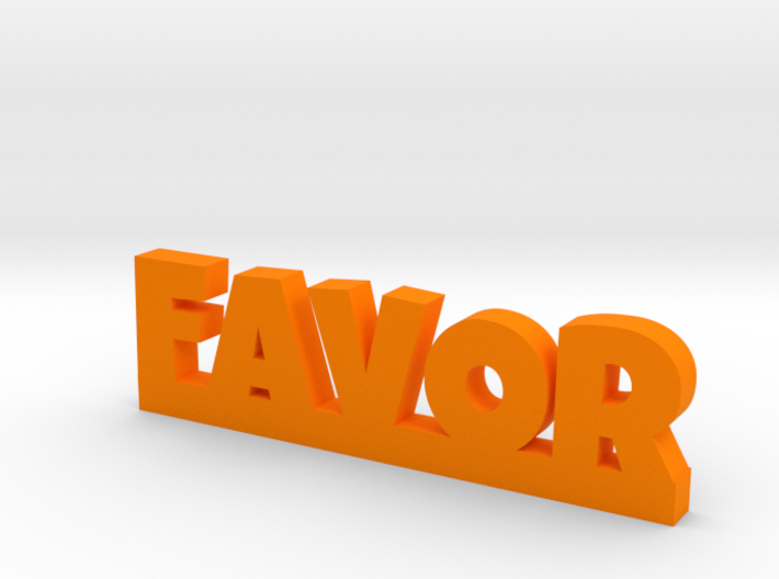 FAVOR Lucky 3d printed