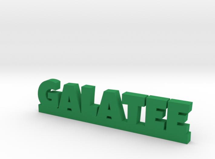 GALATEE Lucky 3d printed
