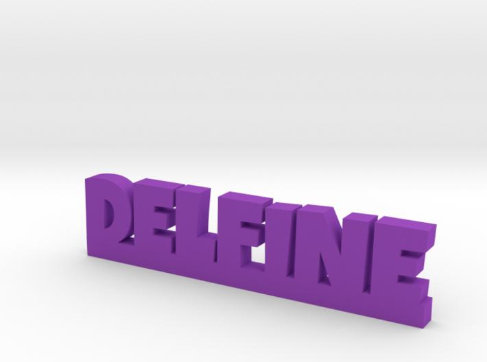 DELFINE Lucky 3d printed