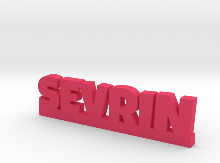 SEVRIN Lucky 3d printed