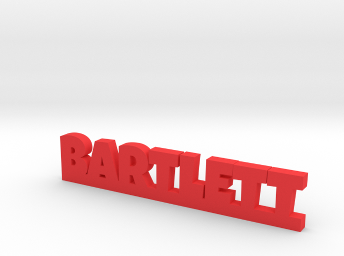 BARTLETT Lucky 3d printed