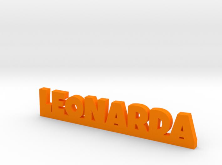 LEONARDA Lucky 3d printed