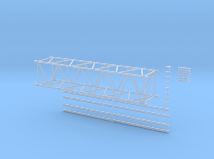 L 1750 16 LR1750 S Mast14m 3d printed