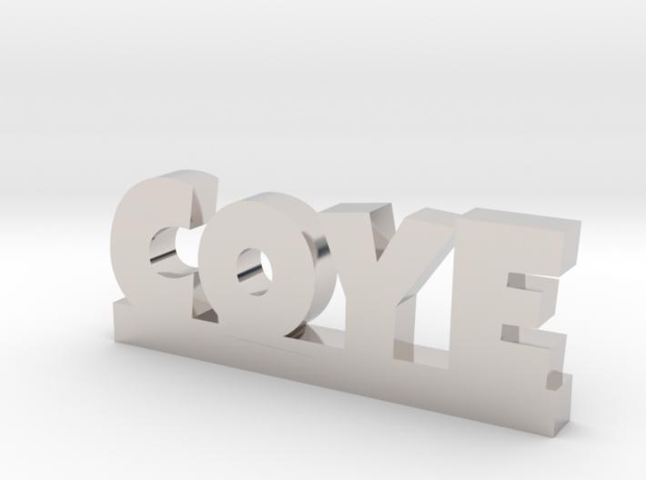 COYE Lucky 3d printed
