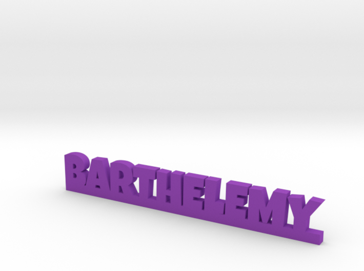BARTHELEMY Lucky 3d printed