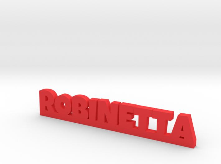ROBINETTA Lucky 3d printed