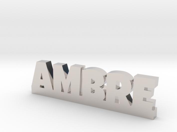 AMBRE Lucky 3d printed
