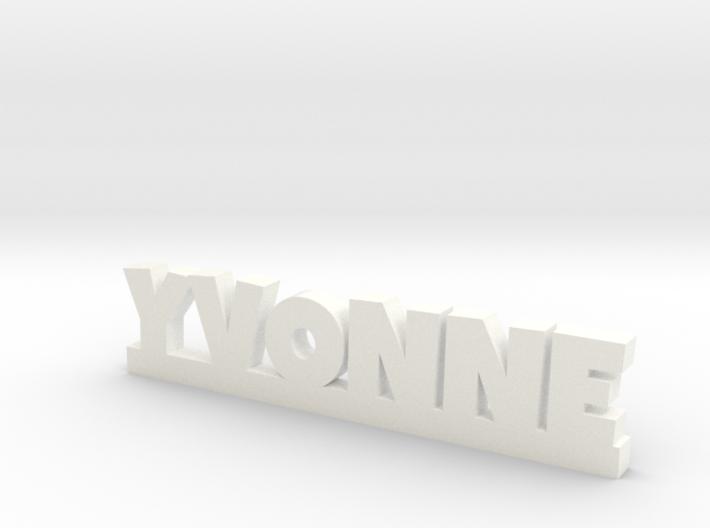 YVONNE Lucky 3d printed