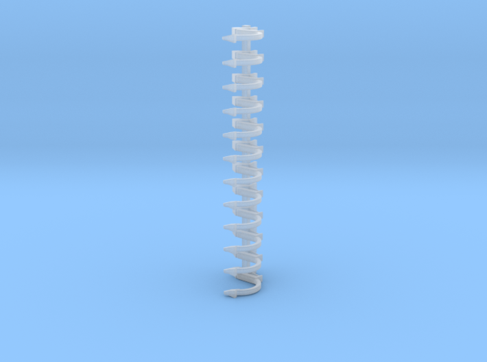 1/64 Flexi Coil Seeding Point 12 pack 3d printed