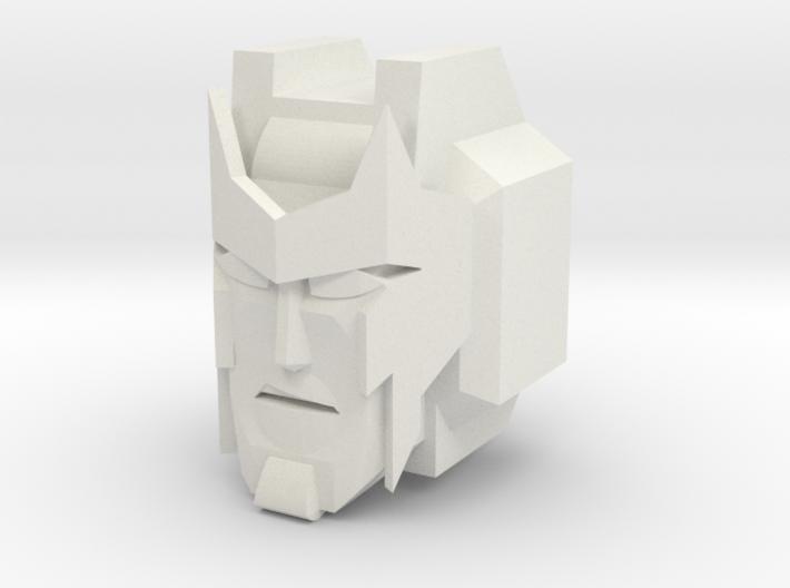 Ambulon Head for CombinerWars 3d printed