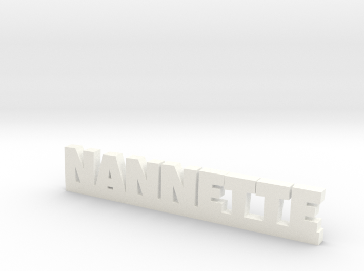 NANNETTE Lucky 3d printed