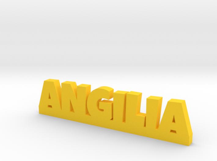 ANGILIA Lucky 3d printed