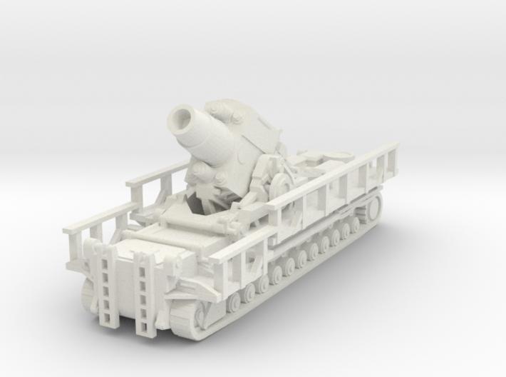 Karl-Gerät 60cm mortar 3d printed