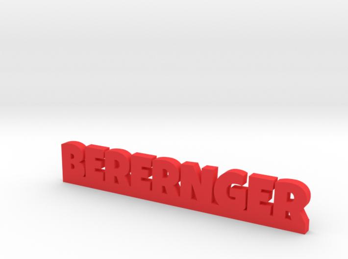 BERERNGER Lucky 3d printed