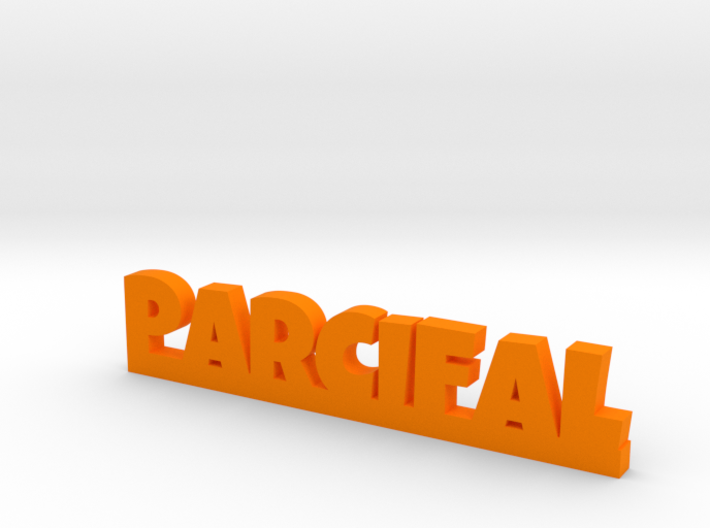 PARCIFAL Lucky 3d printed
