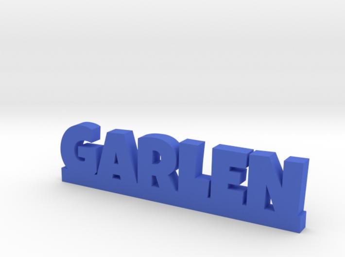 GARLEN Lucky 3d printed