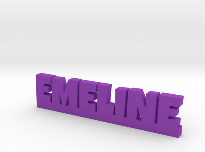 EMELINE Lucky 3d printed