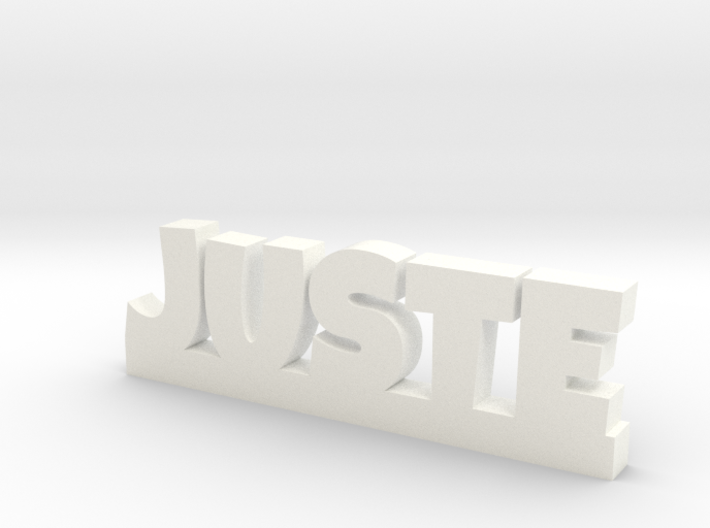 JUSTE Lucky 3d printed