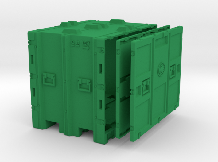 1-24 MM08 Pallet Ready Case 3d printed