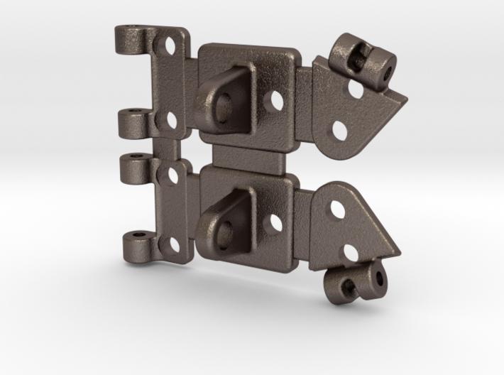 Raffee Land Rover Metal Hinge Kit 3d printed
